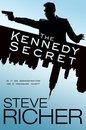Boek cover The Kennedy Secret van Steve Richer