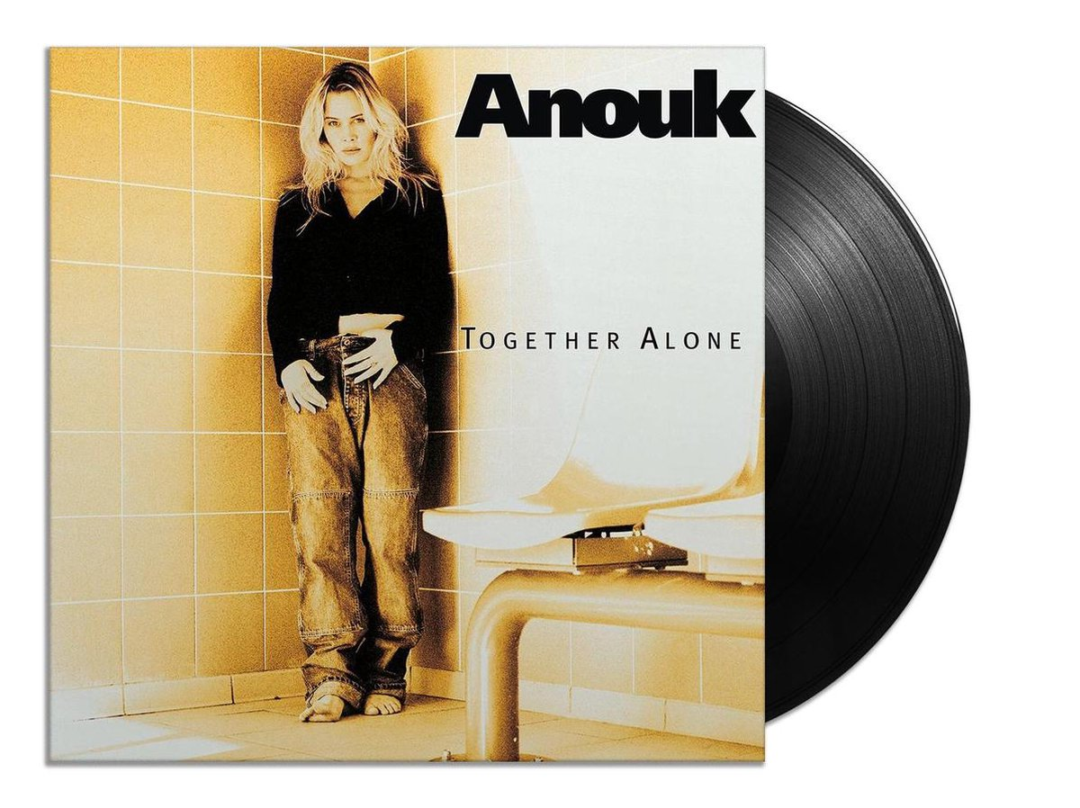 Together Alone (LP) - Anouk