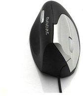 Minicute EZmouse 2 verticale ergonomische linkerhand bedrade muis