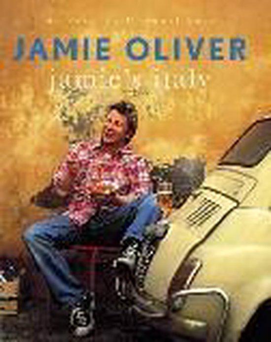 Boek cover Jamies Italy van Jamie Oliver (Hardcover)