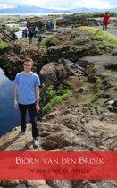 Bjorn van den Broek 'op reis over de wereld'