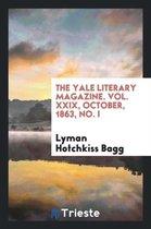 The Yale Literary Magazine. Vol. XXIX, October, 1863, No. I