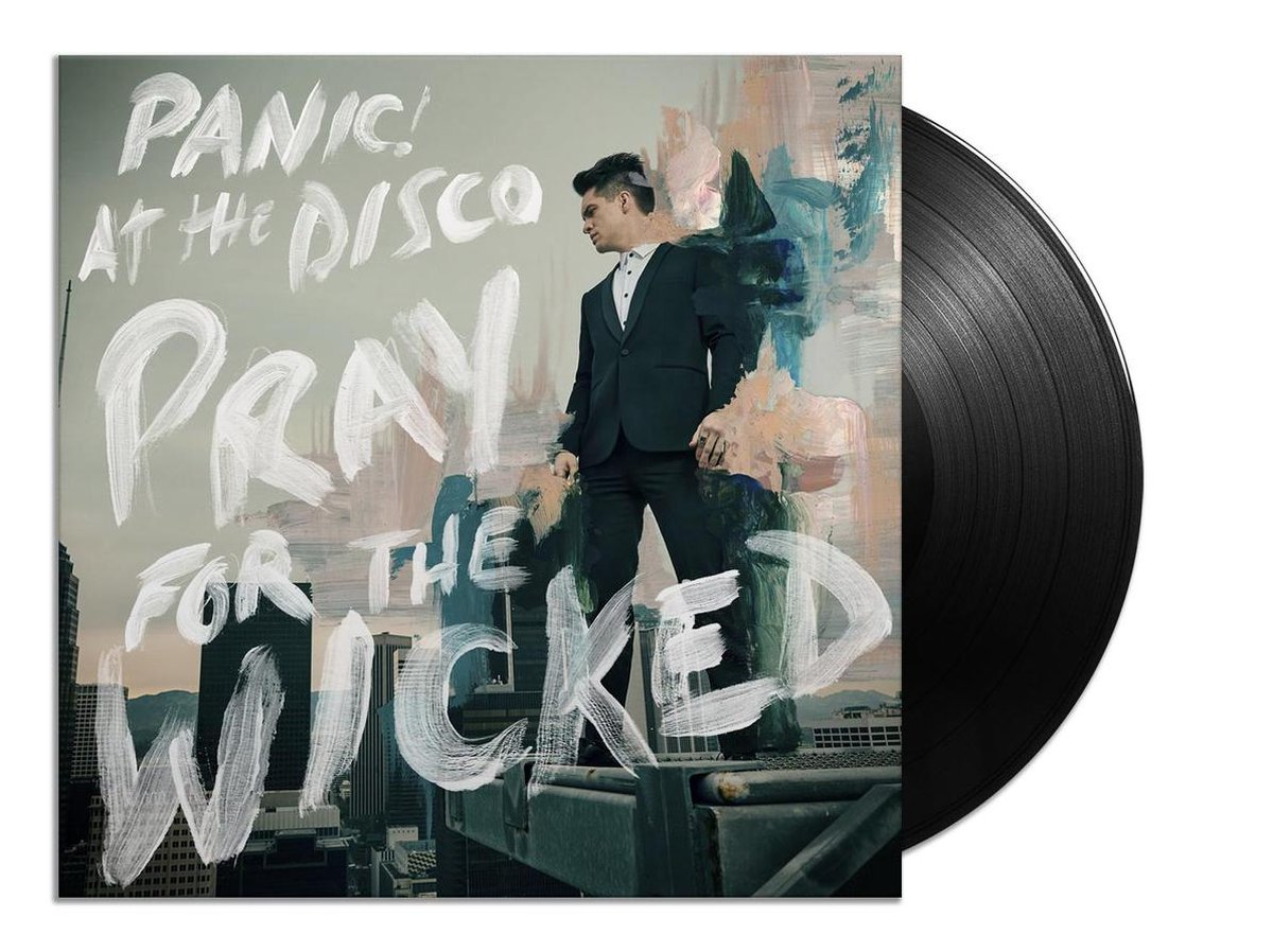 Pray for the Wicked (LP) - Panic! At The Disco