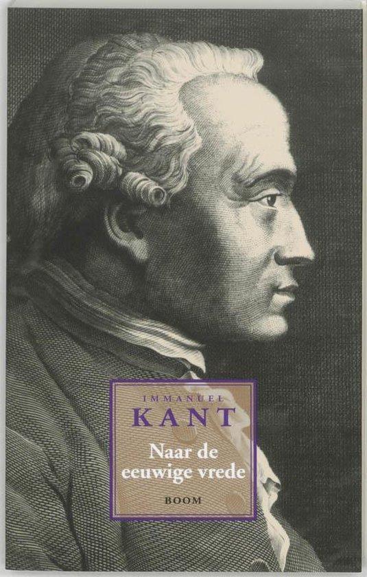Naar de eeuwige vrede - Immanuel Kant | Fthsonline.com