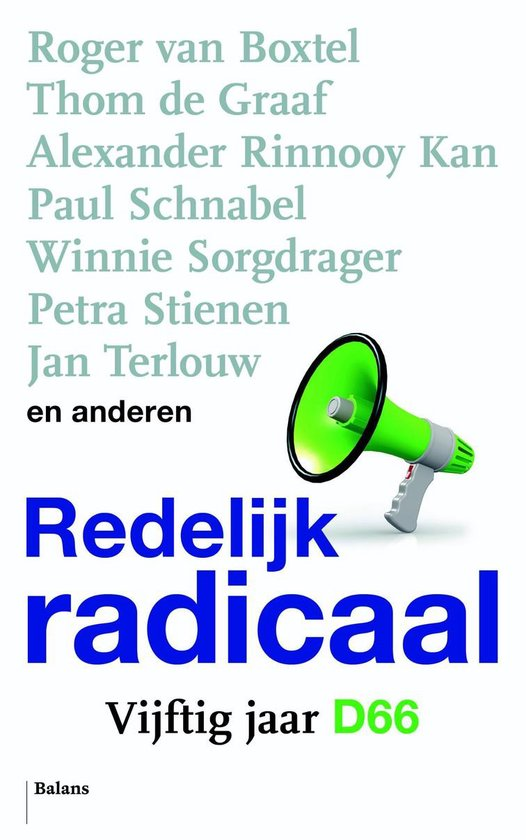 Redelijk radicaal - A. Rinnooy Kan | Fthsonline.com