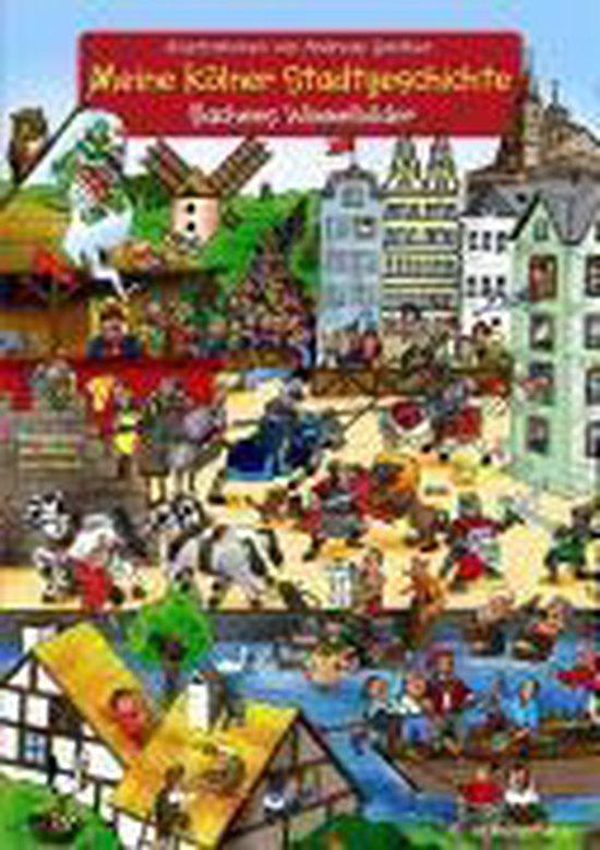 Meine Kölner Stadtgeschichte