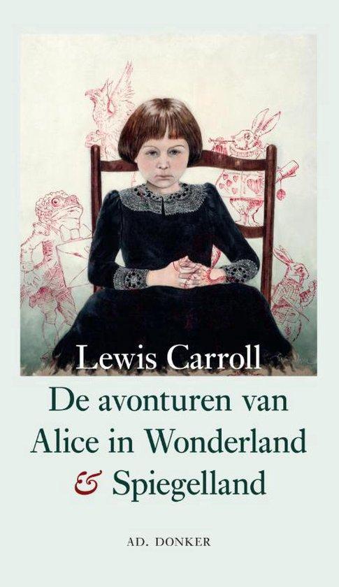 De avonturen van Alice in Wonderland en Spiegelland - Lewis Carroll | Fthsonline.com