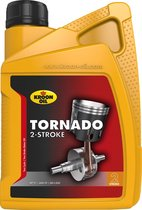 Kroon Tornado volsynthetische tweetakt motorolie 1 liter