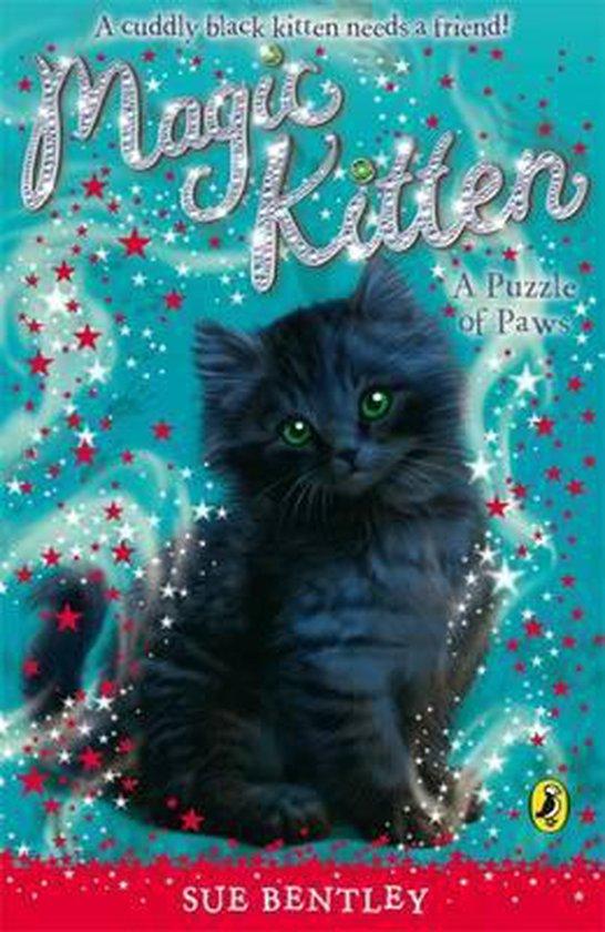 Boek cover Magic Kitten van Sue Bentley (Paperback)