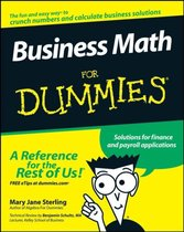 Business Math For Dummies