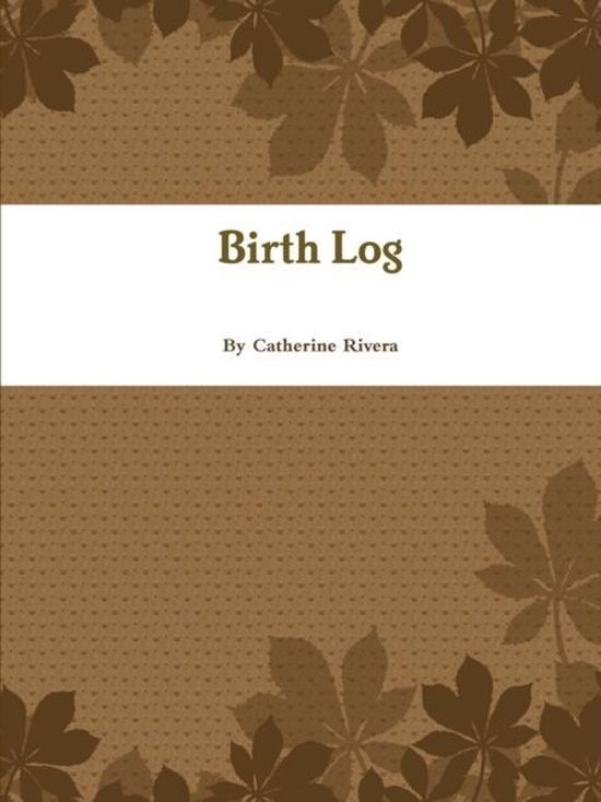 Birth Log
