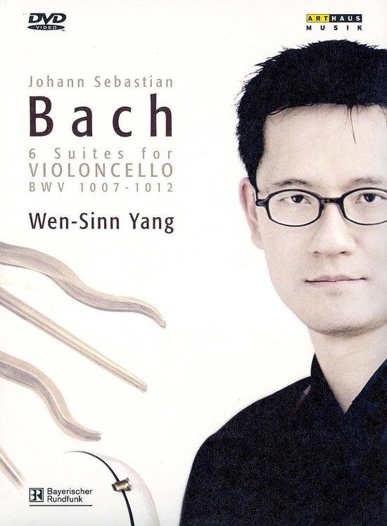 Cover van de film '6 Sonatas For Violincello'