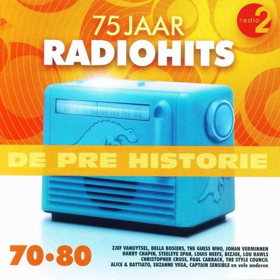 75 Jaar Radiohits 70/80