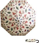 Signare Paraplu - Vouwbaar - Haak - Vlinders