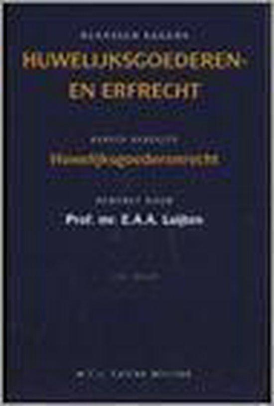 Huwelijksgoederen- En Erfrecht - J.G. Klaassen |