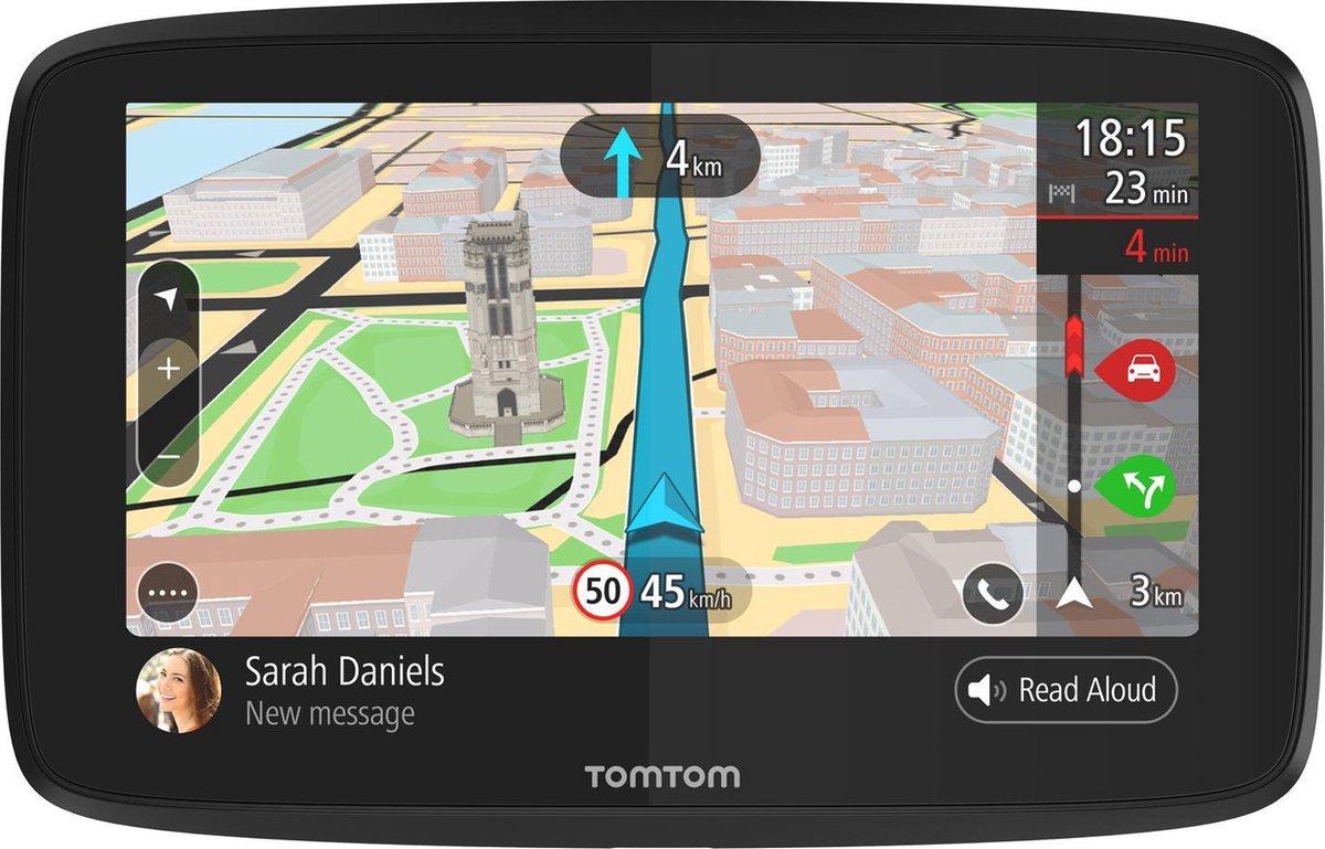 TomTom GO620 - lifetime worldmaps - lifetime traffic