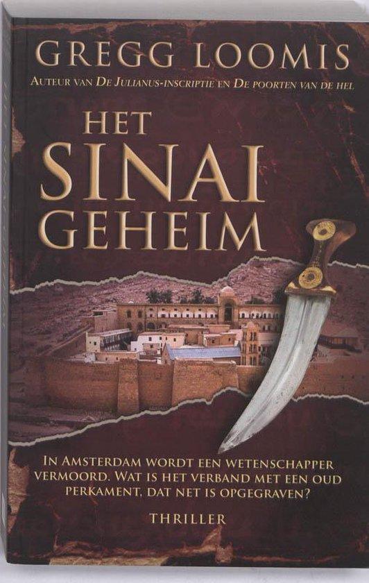 Het geheim van Sinaï - Greg Loomis |