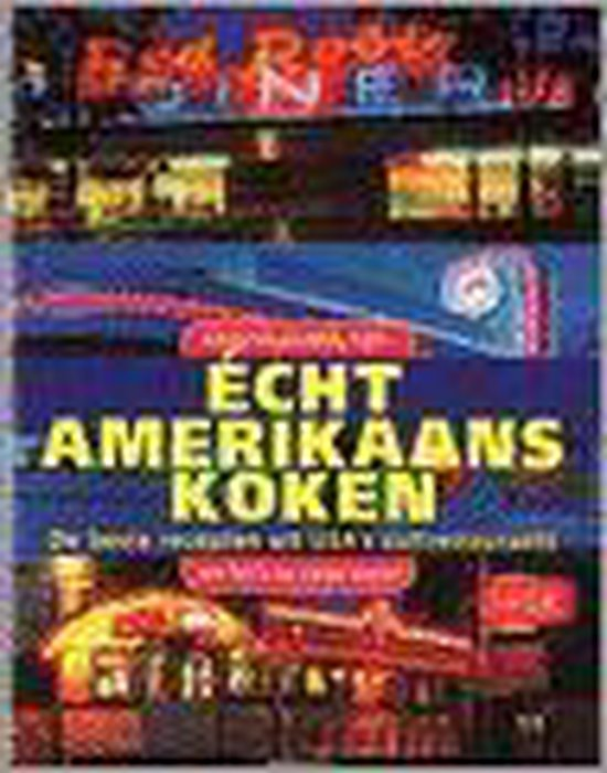 ECHT AMERIKAANS KOKEN - Schultes |