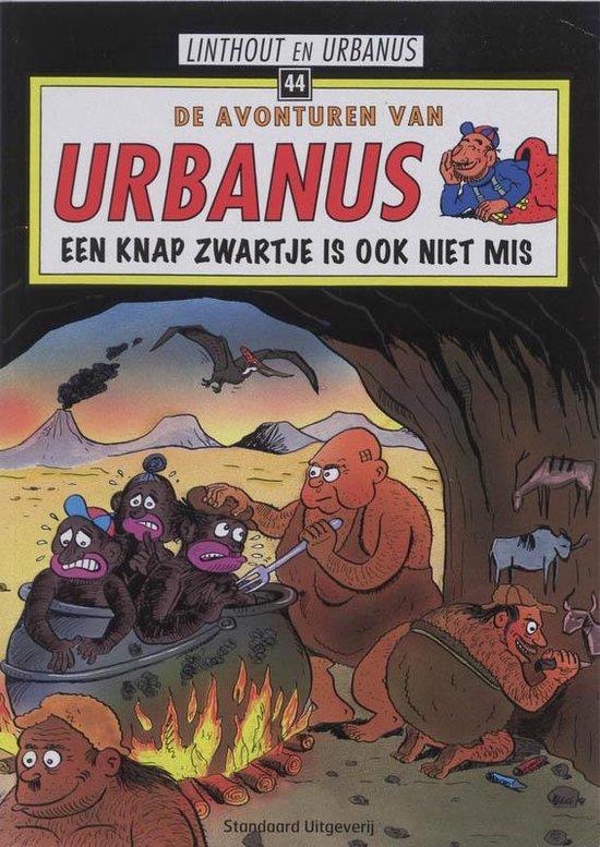 Urbanus 44 Een knap zwartje is ook niet mis - Urbanus |