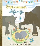 Gouden Boekjes - Het nieuwe olifantje