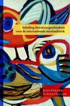 Inleiding literatuurgeschiedenis voor de internationale neerlandistiek
