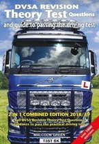 DVSA revision theory test questions and guide to passing the driving test