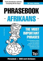 English-Afrikaans phrasebook and 3000-word topical vocabulary
