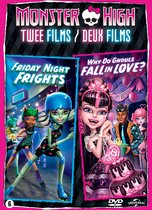 MONSTER HIGH: IN LOVE/FRIGHTS