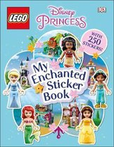 LEGO Disney Princess My Enchanted Sticker Book