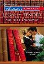 Omslag Legally Tender