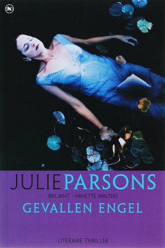 Cover van het boek 'Gevallen engel'