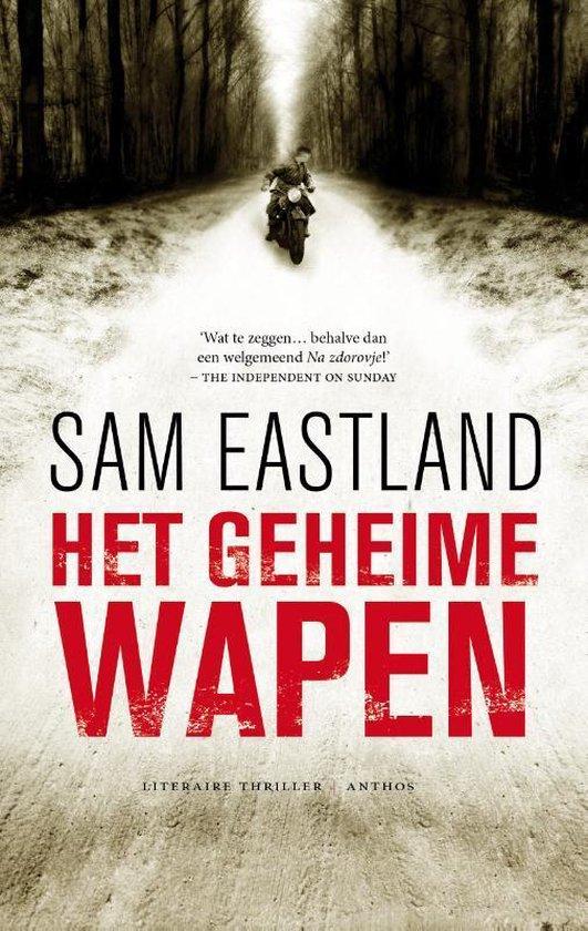 Het geheime wapen - Sam Eastland | Readingchampions.org.uk