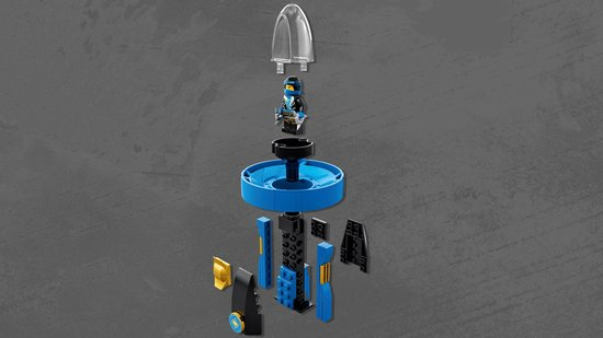 LEGO NINJAGO Spinjitzumeester Jay - 70635 - LEGO