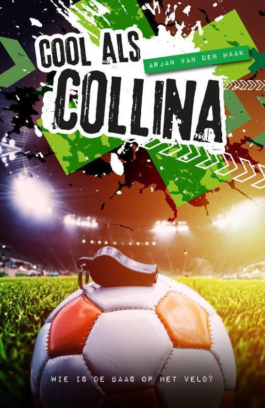 Cool als Collina 1 - Cool als Collina - Arjan van den Haak |