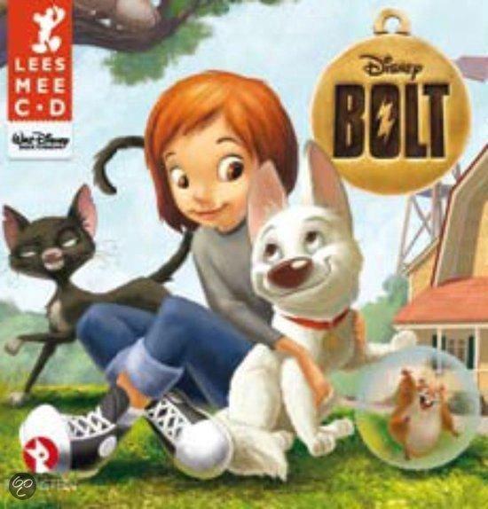 Bolt (luisterboek) - Disney |