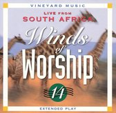 Winds of Worship, Vol. 14: Live from South Africa