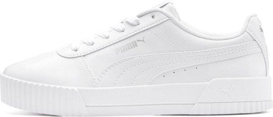 PUMA Carina P Sneakers Dames Puma White Puma White Maat 41