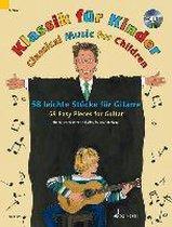 Klassik für Kinder. Gitarre