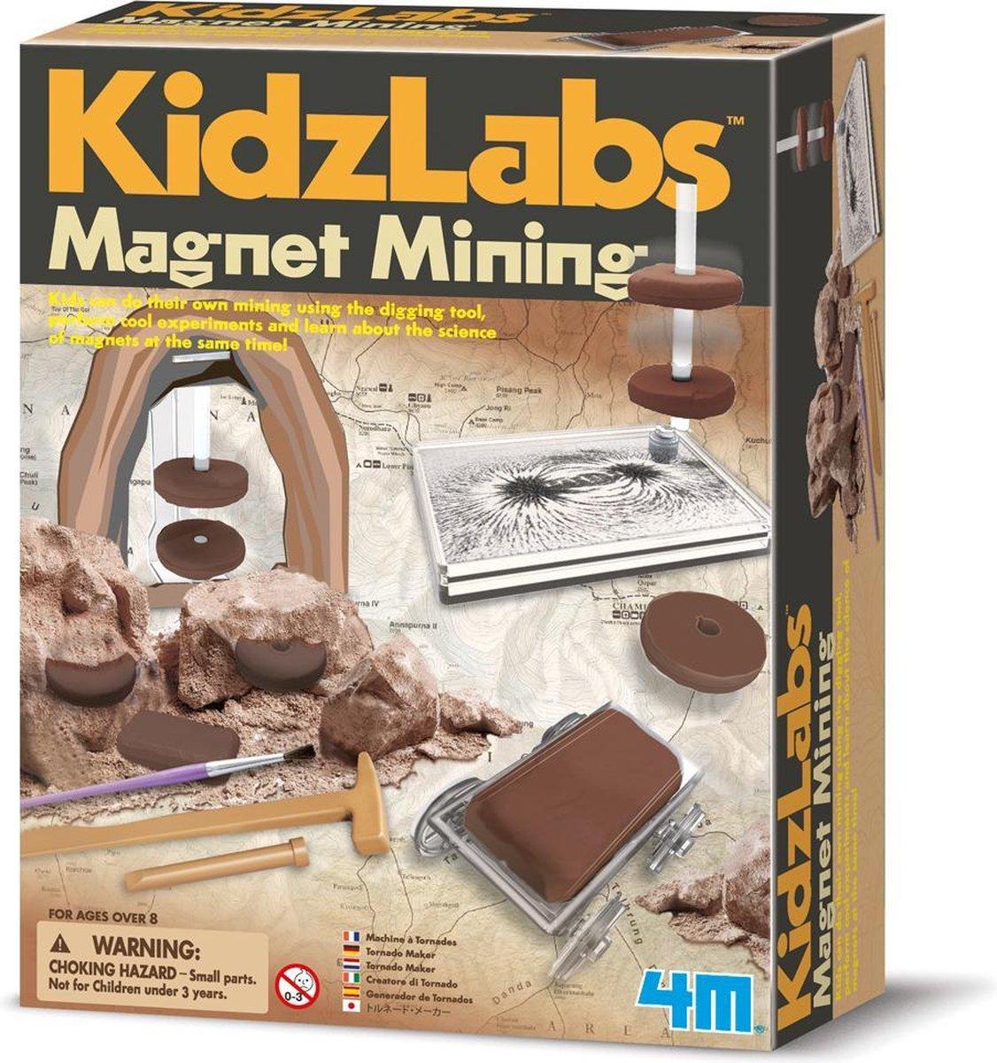 4M Magnet Ausgrabung - KidzLabs retail