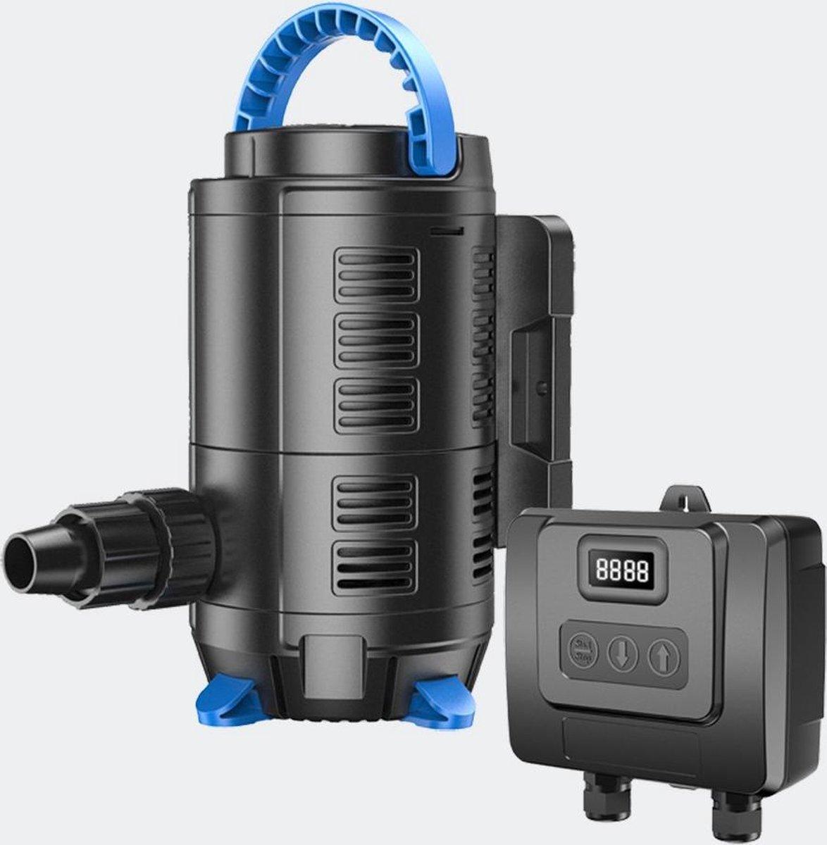 ESE8000 Vijverpomp  18-80 Watt 3500- 8 000 l/u Vijverfilter