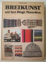 Boek cover Breikunst uit het hoge noorden van Lind