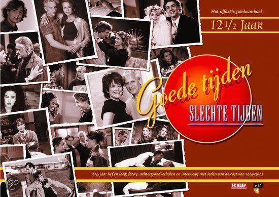 Cover van het boek '12 1/2 jaar Goede Tijden, Slechte Tijden'