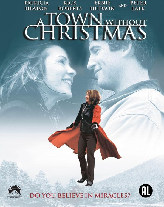 Cover van de film 'A Town Without Christmas'
