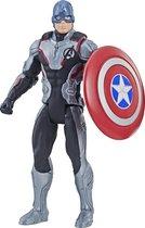 Captain America Avengers Endgame - Speelfiguur 15 cm