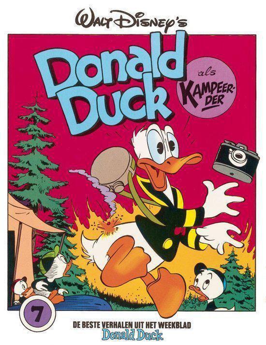 Beste verhalen d Duck 007 als kampeerder - Disney | Fthsonline.com