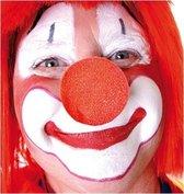 Rode clowns neus foam