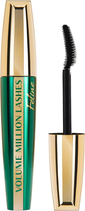 L'Oréal Paris Volume Million Lashes Feline Mascara - Zwart