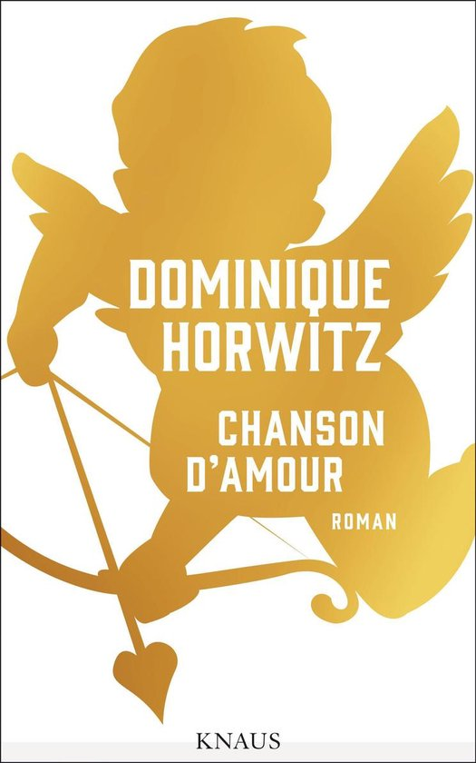 Boek cover Chanson dAmour van Dominique Horwitz (Onbekend)