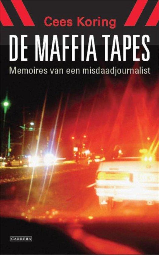 Cover van het boek 'De Maffia-tapes' van C. Koring