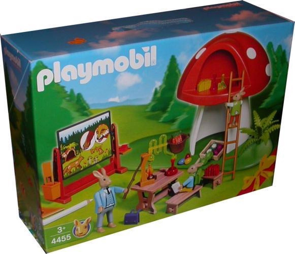 Playmobil Paasschool - 4455